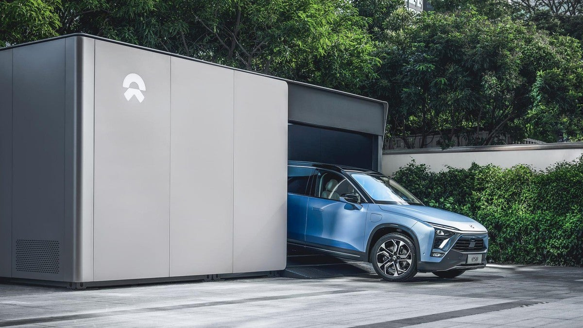 Why NIO, Walmart fell heavily in its IPO on Thursday