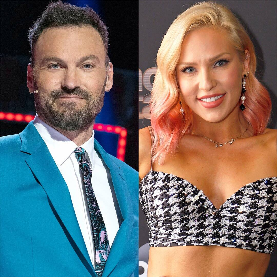 Sharna Burgess commends Megan Fox and Brian Austin Green's co-parenting