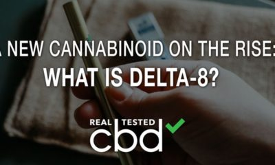 A New Cannabinoid On The Rise: What Is Delta-8?