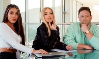 Tana Mongeau founds unruly agency influencer management department