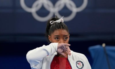 The radical courage of Simone Biles' departure from the Team USA Olympic Finals