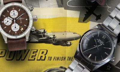 Fly with the coolest pilot's watches in the world