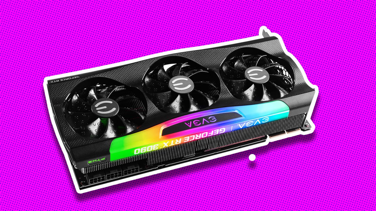 EVGA is replacing all of the expensive GPUs killed by Amazon's MMO