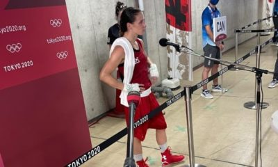 Olympic moments bittersweet for Canadian athletes in Tokyo as families are forced to watch from a distance