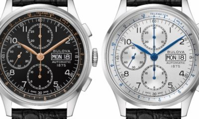 Bulova channels the classic chronograph style with two new watches