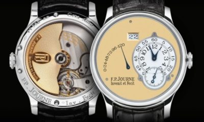 FP Journe Octa Automatique luxury watch receives 20th anniversary limited edition