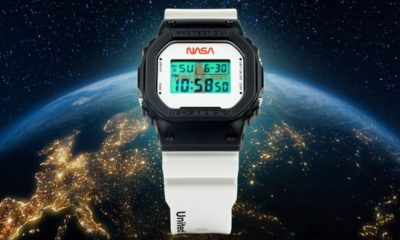 G-Shock and NASA honor the launch of the first space shuttle with a limited edition watch
