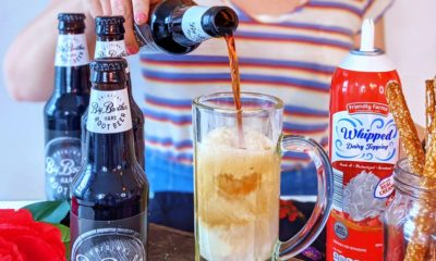 ALDI Cocktail Series: Root Beer Float for adults