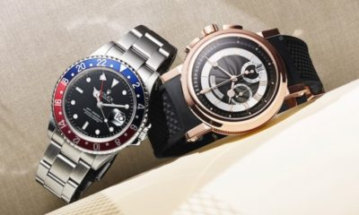 Mr. Porter enters the market for used luxury watches with a new watch collection