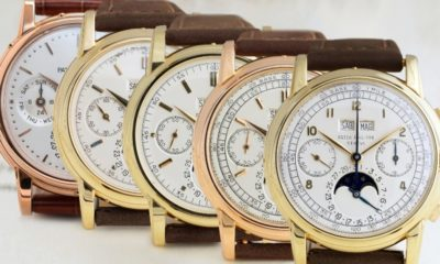 This iconic watch collection from Patek Philippe can be yours