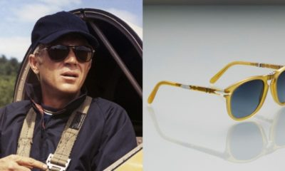 Persol launches new Steve McQueen Special Edition foldable sunglasses