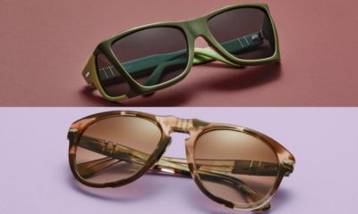 Persol & JW Anderson bring out colorful sunglasses in limited editions