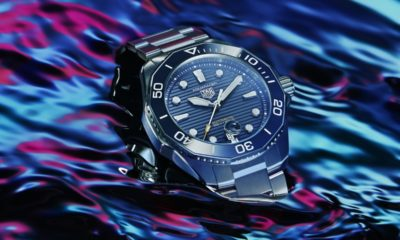 Tag Heuer introduces the next generation of Aquaracer diving watches