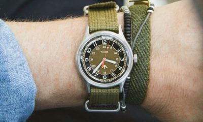 The Timex x Todd Snyder MK1 Bootcamp is inspired by a classic field watch used by the US Marines