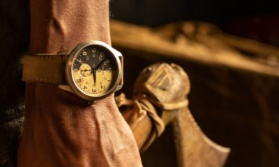 Timex & MadeWorn team up for vintage-inspired American documents Watch Collab