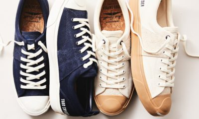 Converse & Todd Snyder Team for Jack Purcell Sneaker Collab