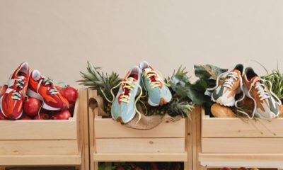 Todd Snyder & New Balance Harvest Farmers Market inspired sneaker and jacket collection