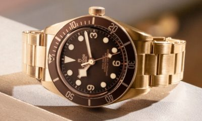 Tudor gives Black Bay Fifty-Eight Watch a bold bronze upgrade