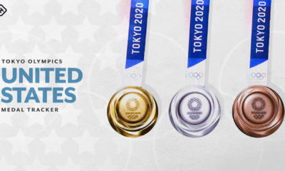 How many gold medals does the USA have? Complete list of previous 2021 Olympic medalists from the USA