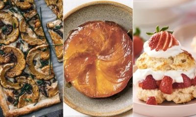 15 baking recipes with which you can use your products at the highest level - now!