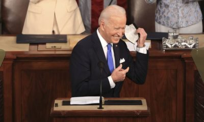 5 messages from President Biden in his address to Congress