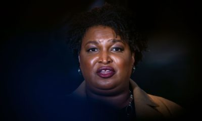 """Why Republicans Say """"Stacey Abrams"""" Instead of """"Joe Manchin"""""""