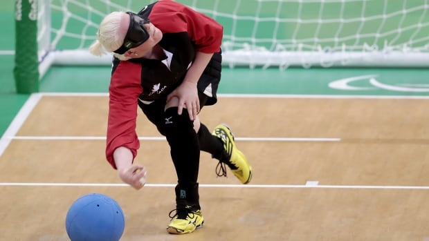 """Canadian goalball veterans count on the """"6th sense"""" as they strive for an elusive medal at the Paralympics in Tokyo"""