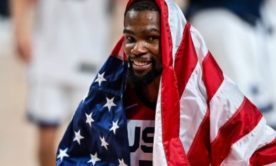 Durant and Team USA win gold after all
