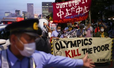 The Tokyo Olympics have become the Anger Games