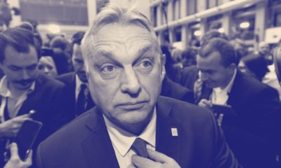 Why conservatives around the world Hungary's Viktor Orbán. have hugged