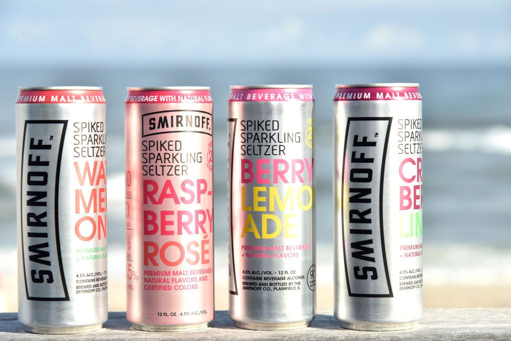The 11 Best Hard Selters to Drink in 2021
