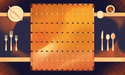 The largest computer chip in the world