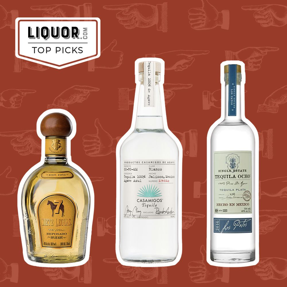 The 12 best tequilas to drink in 2021