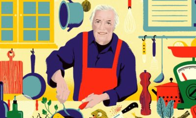 A lesson from Jacques Pepin and Dexter Filkins on the End of Eternal War