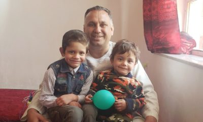Try - and fail - to save the family of the Afghan who saved me