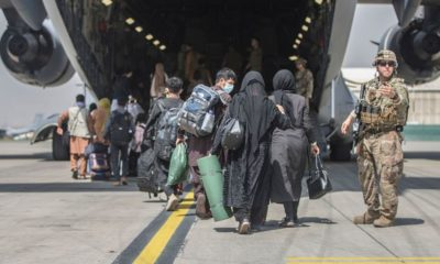 US evacuates tens of thousands from Afghanistan every day