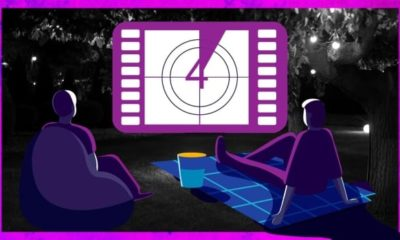 We asked film festival professionals how to program your backyard movie nights