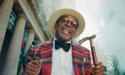What's the deal with the Spike Lee Crypto Ad?
