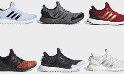 Here's your first official look at the 'Game of Thrones' X Adidas Ultraboost collection
