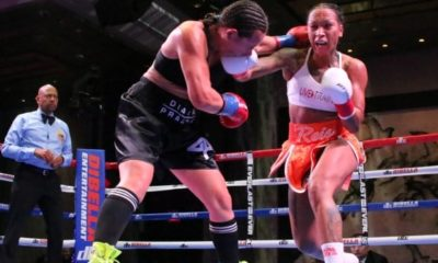 American indigenous boxer fights to raise awareness of Canadian boarding school scandal