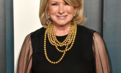 Why Martha Stewart Has Her Best Life Out Here At 80 - E! On-line