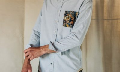 Taylor Stitch enhances classic shirts and pants with Atelier & Repairs Collab