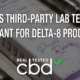 Why is third-party laboratory testing important for Delta-8 products?