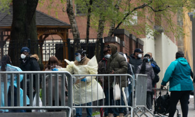 Covid data dearth at New York public housing continues a pattern of neglect