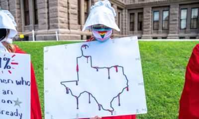 Texas 6 Week Abortion Ban Comes In Force: Will Someone Stop It?
