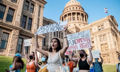 The Texas whistleblower abortion site is in trouble