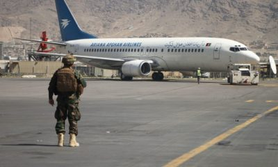Taliban allow some dual nationals to leave the country