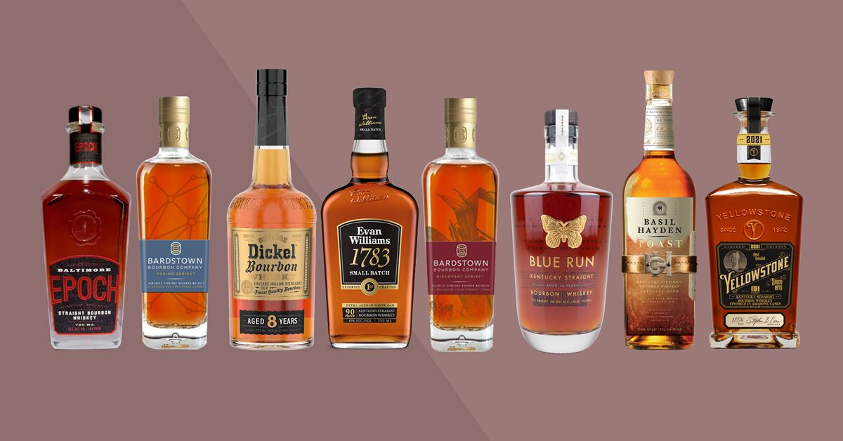 8 New Bourbons To Try Today