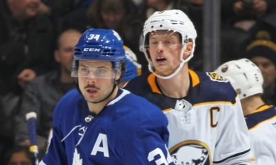 Leafs, Sabers compete outdoors for NHL's 6th Heritage Classic