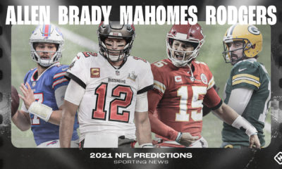 NFL predictions 2021: Final standings, playoff projections, Super Bowl 56 pick